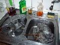 Odmašťení Kuchyň
