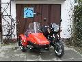 Jawa 350+Velorex 562 640 Style