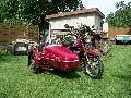 Jawa 634 sidecar