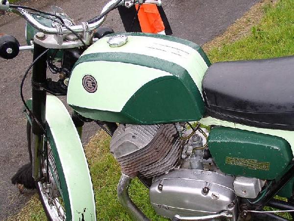 ČZ 250 - 471 (1974)