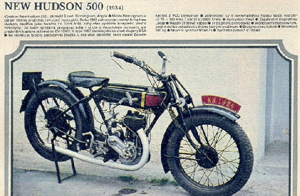 - HUDSON (500)
