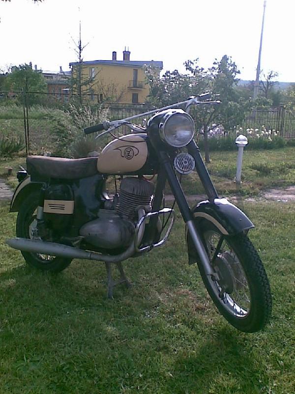 jawa - 590-športka (1967)