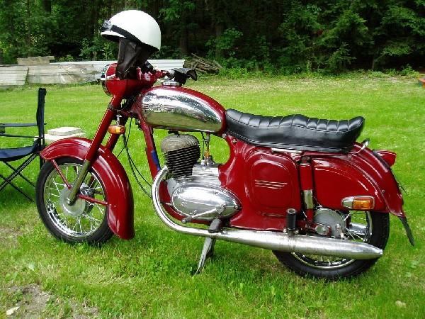 Jawa - 250-559 (1965)