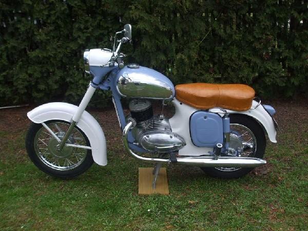 Jawa - 353 (1960)