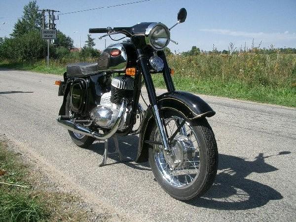 jawa - 592/00 (1969)