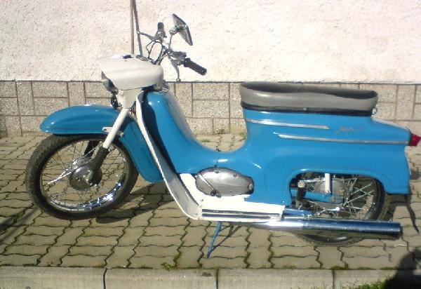 jawa50 pionier - 20 (1975)