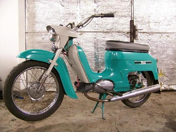 Jawa - 21 (1976)