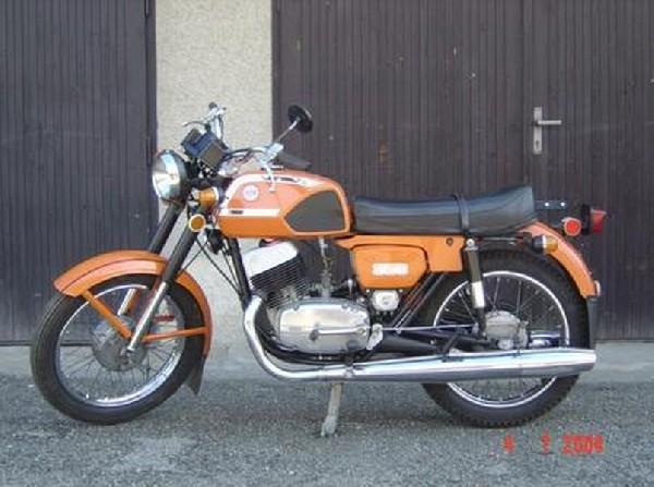 ČZ 350 - 472.3 (1977)