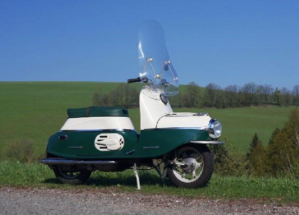 ČEZETA - 501 (1959)