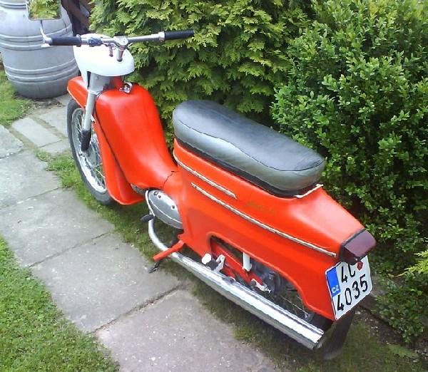 Jawa - 20 (1968)