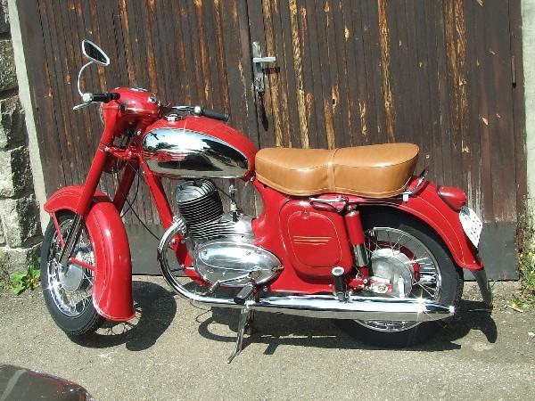 Jawa - 353 (1961)