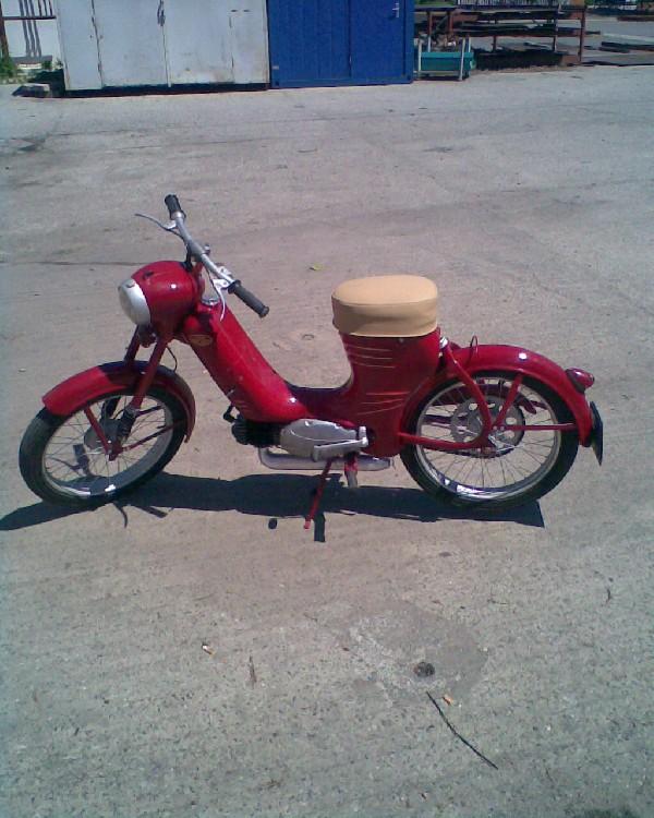 Jawa - 550 (1954)