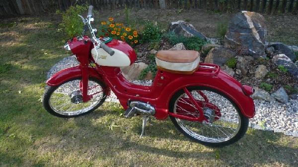 jawettka - 551 sportík (1961)