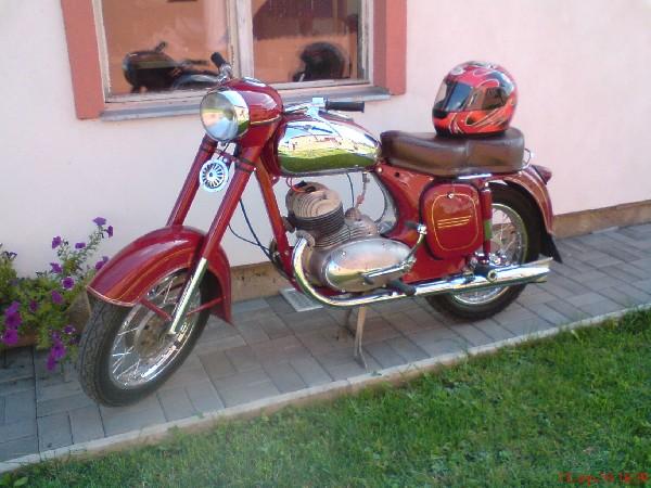 JAWA 350 - 354 (1956)