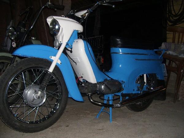 Jawa - 21 (1969)