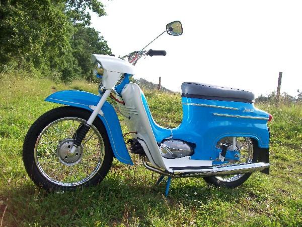 Jawa - 50/20 (1970)