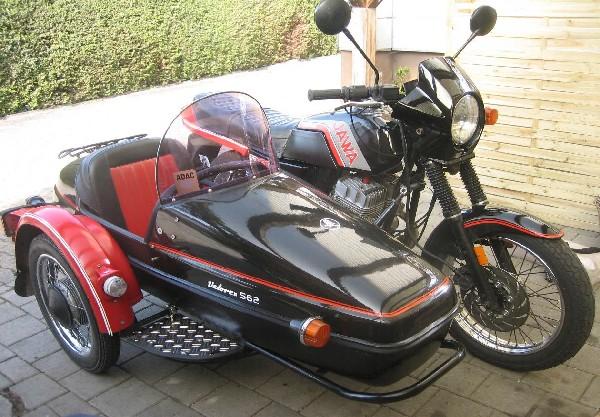 Jawa  - TS 350 Oilmaster (1992)