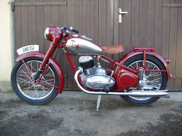 jawa - 11/250 (1948)