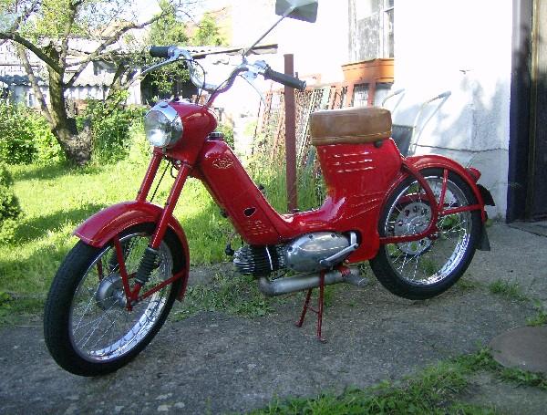 JAWA - 50/550 (1957)