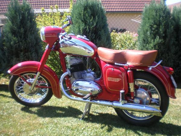 Jawa - 353-03  (1957)