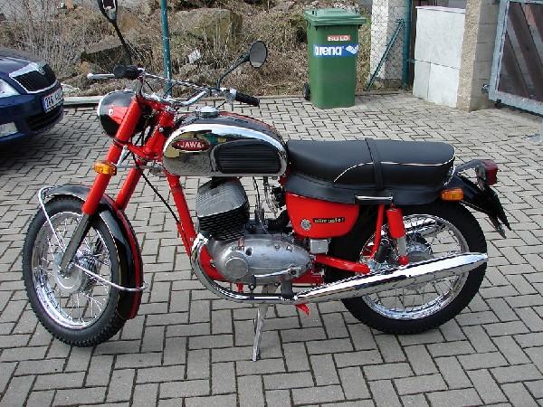 Jawa - 362 (1971)