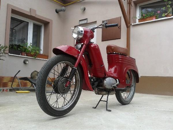 Jawa  - 555 (1959)