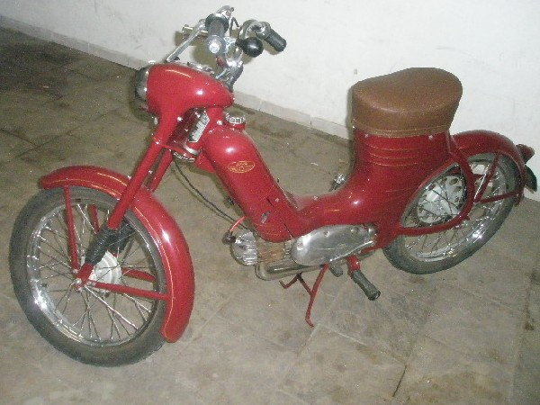 jawa - 550 (1958)