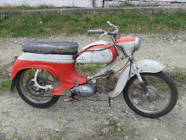 jawa - 555 (1962)