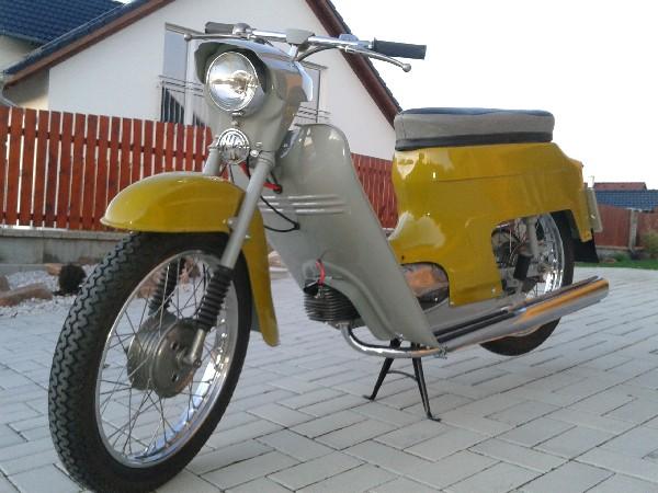 Jawa - 20 (1975)