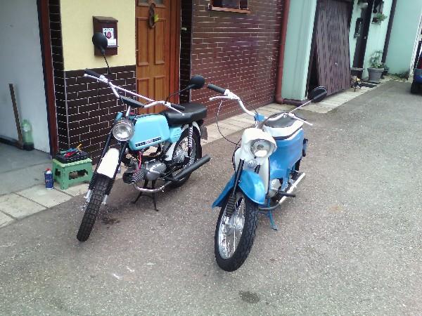 JAWA 50 - 23 (1980)
