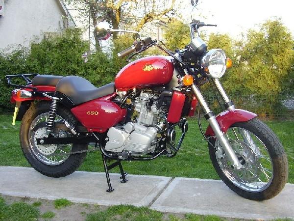 Jawa 650 - Classic (2007)