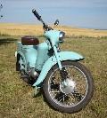 Jawa - 555 (1958)