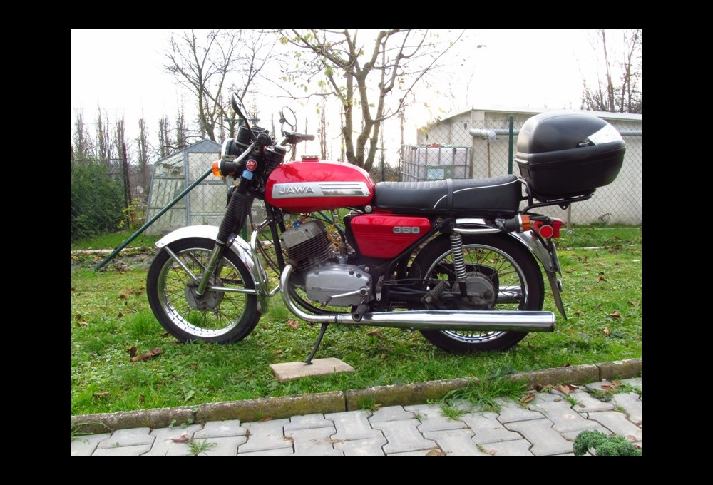 Jawa 350/634 -  634 KONOPNICE