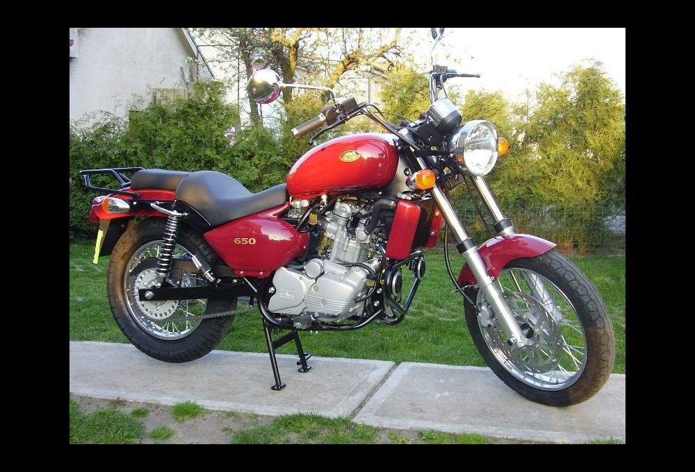 Jawa 650 - Classic